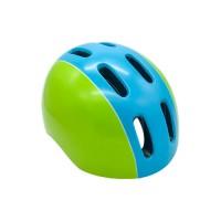 Шлем GRAVITY 400 подростковый зелено-синий
