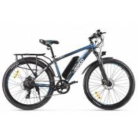 Велогибрид Eltreco XT 850 new (серо-синий)